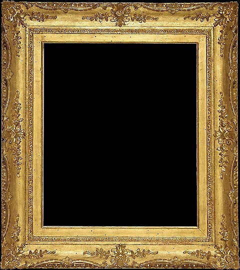 Cornici stile barocco laboratorio federici dal 1905 - Specchio in francese ...