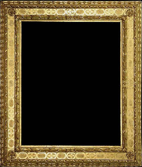 Cornici artistiche laboratorio federici dal 1905 for Cornici nere per foto